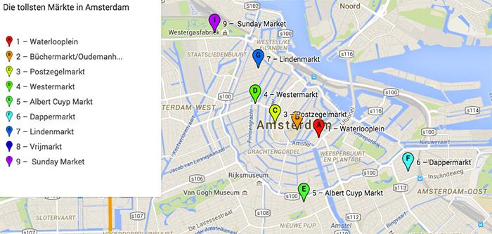 Amsterdam_Märkte