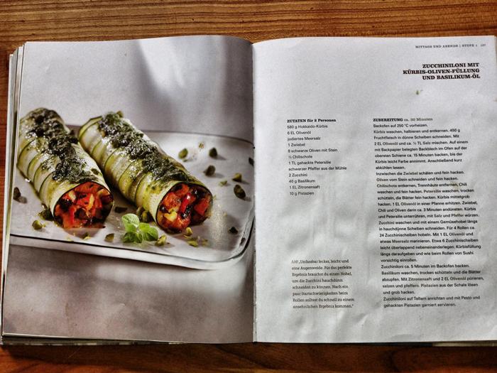 veganes-Hauptgericht