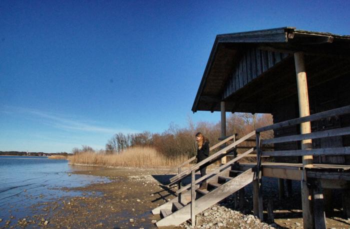 Badehaus Gut Ising am Chiemsee