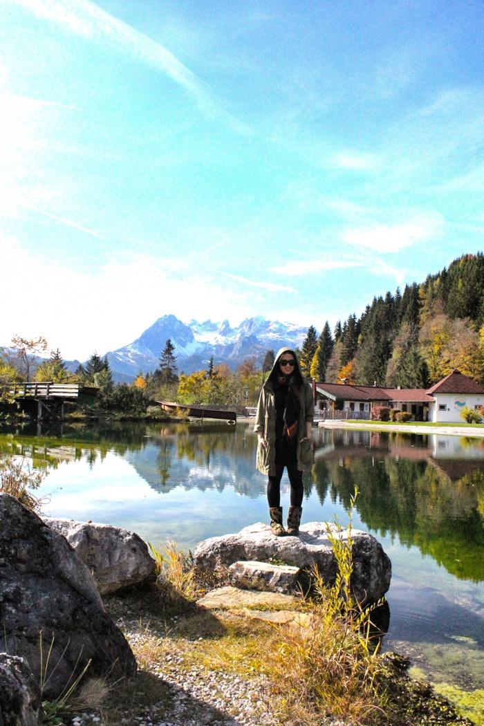 Berge-Österreich