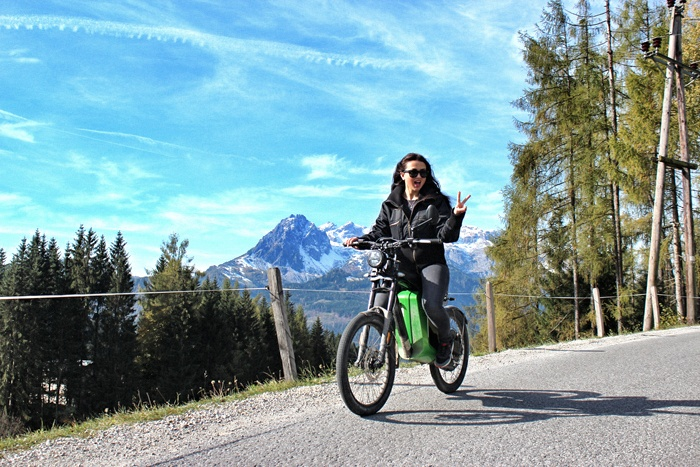 E-Bike-Travel Charme Bergresort