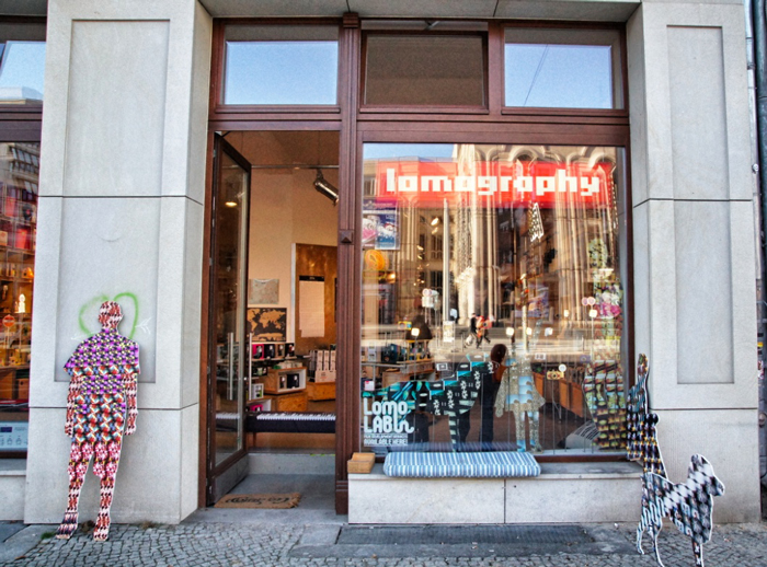 Lomography Berlin meets Lifesmyle