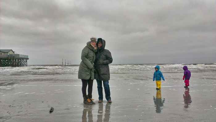 Nordsee-Spaziergang