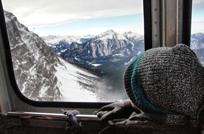 Seilbahn-Zugspitze