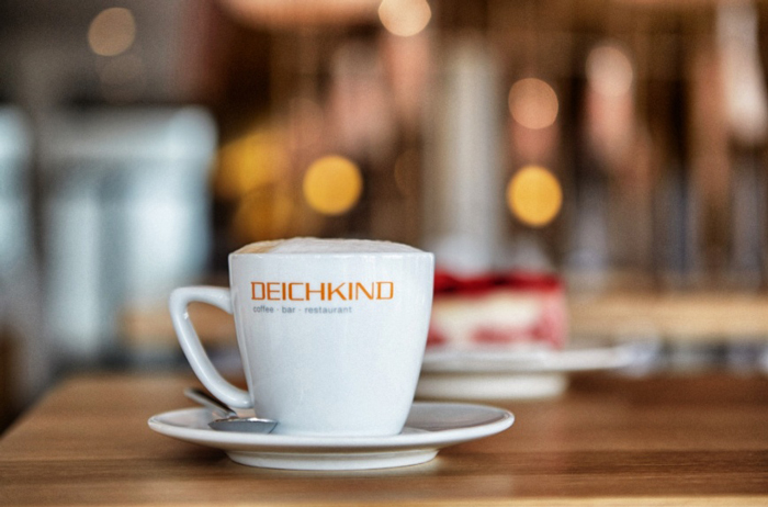 Strandgut Resort St.Peter Ording Kaffee