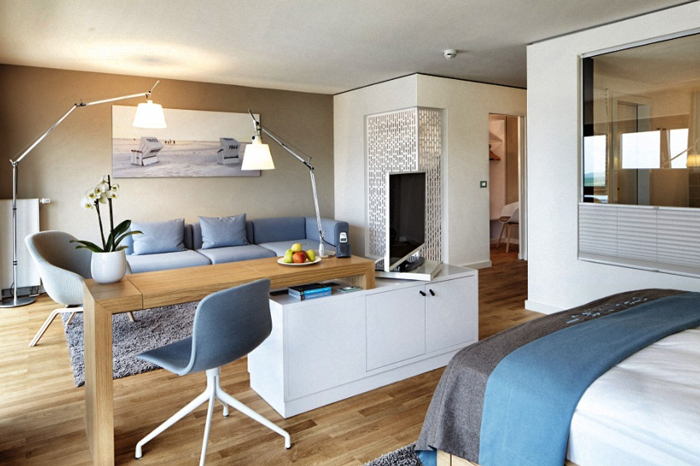 Strandgut Resort St.Peter Ording Zimmer