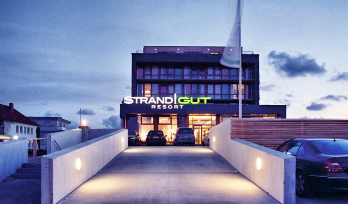 Strandgut Resort St.Peter Ording