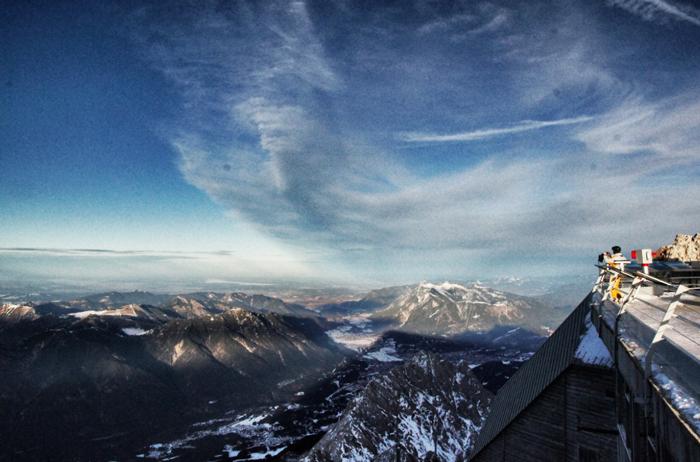 Tagesausflug Zugspitze