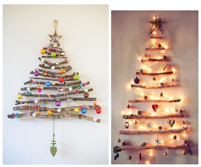 unechten-weihnachtsbaum-äste