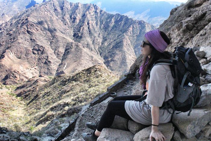 Berge-Aussicht-Grand-Canaria