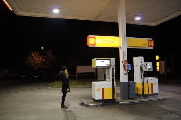 Christine-Neder-Tankstelle