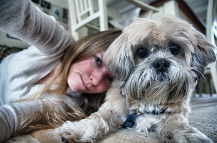Christine-Neder-und-Hund