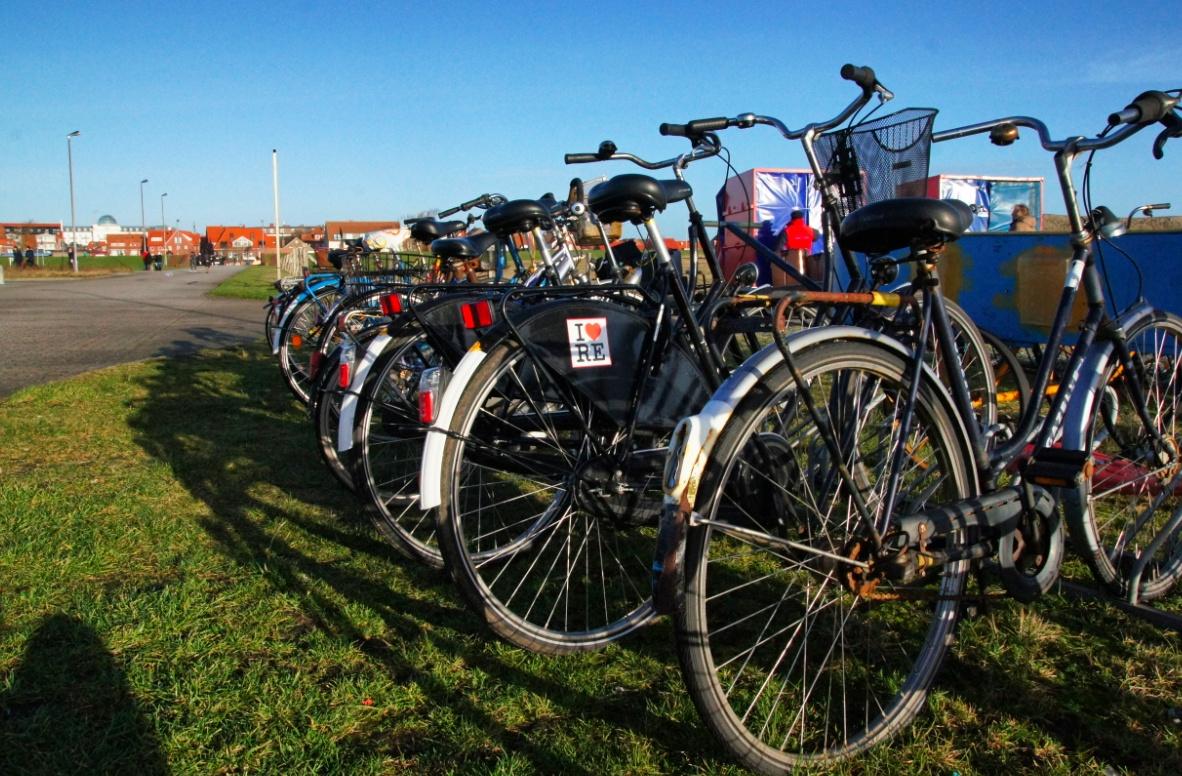 Fahrräder-Juist