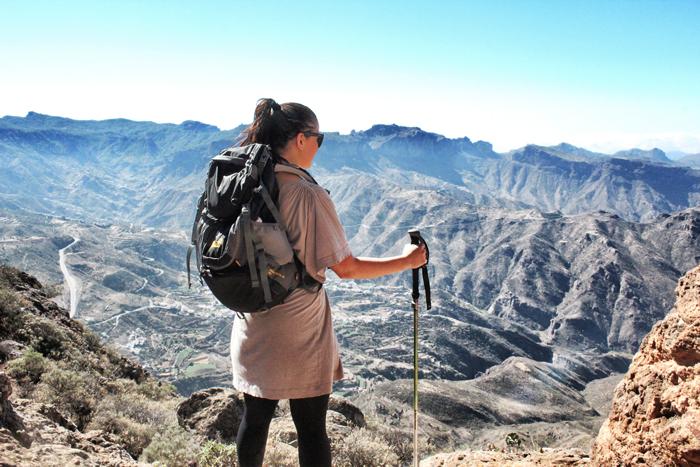 Grand-Canaria-Berge