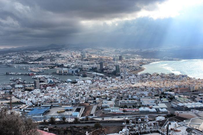 Grand-Canaria-von-oben