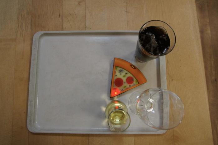 Pizza-Bestellung
