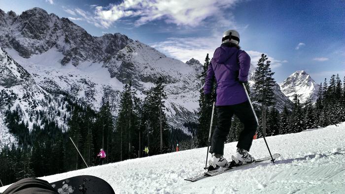Snowboarden-in-Tirol