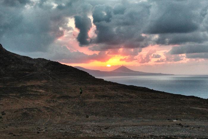 Sonnenuntergang-Grand-Canaria