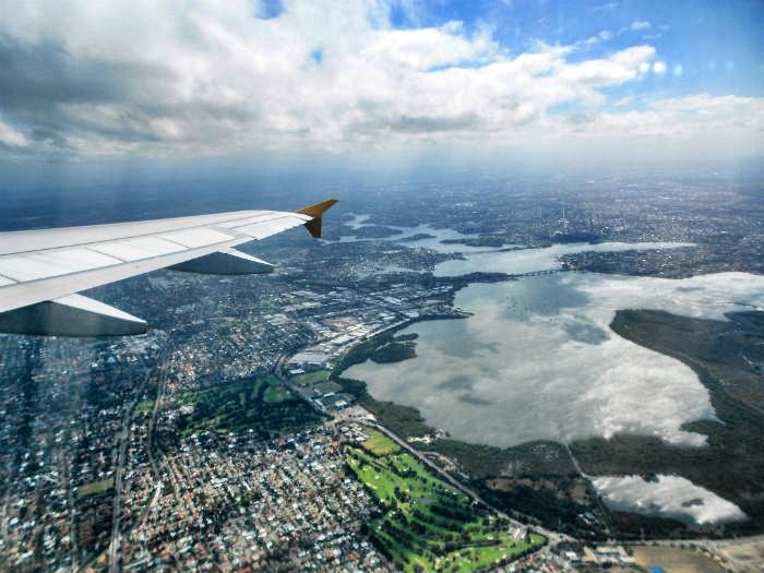 Around the World Flug