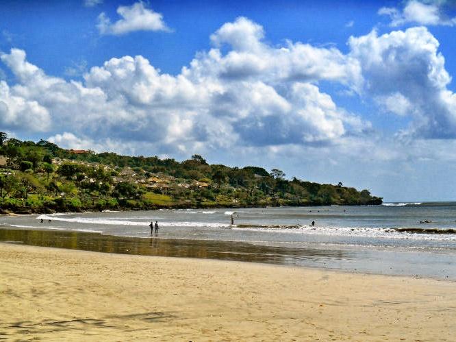 Bali-Jimbaran Strand