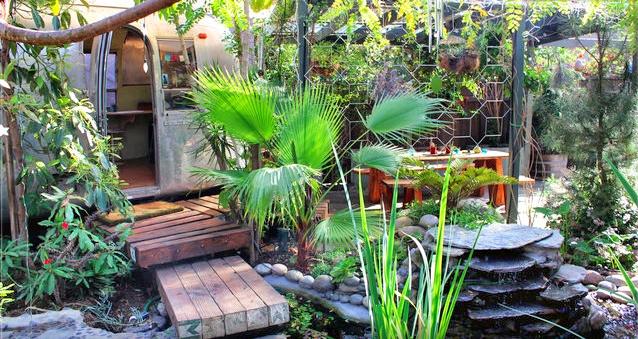 Dschungelcamper-Airbnb