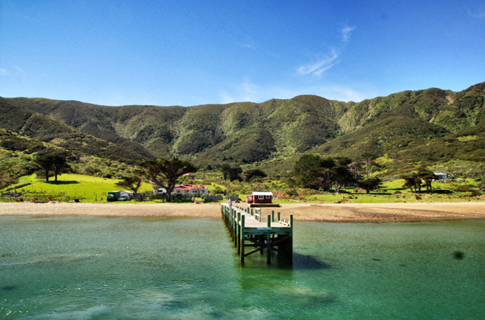 Haus-Marlborough-Sounds
