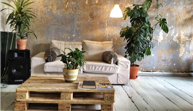 Kreuzberg-Dschungel-Airbnb