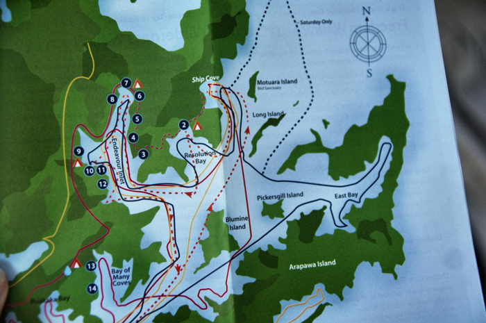 Mailboat-Cruise-route