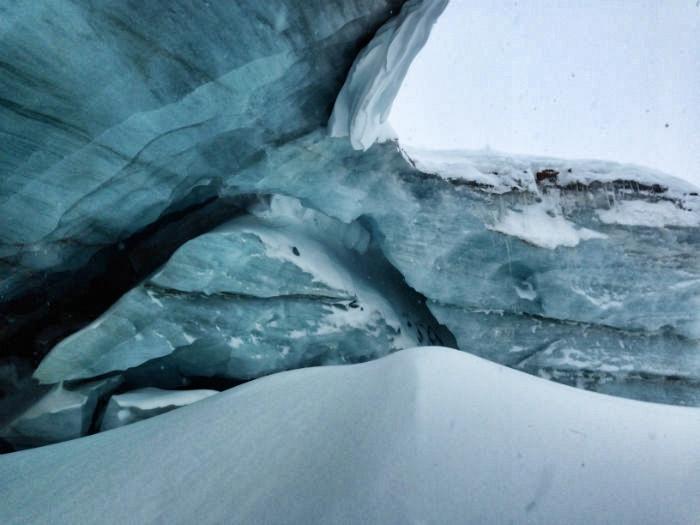Meraner Land - Gletscher 2
