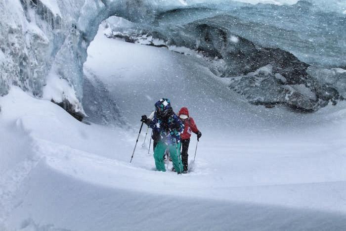 Meraner Land - Gletscherwanderung