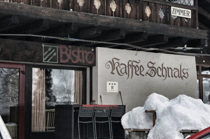 Schnalstal-Hütte