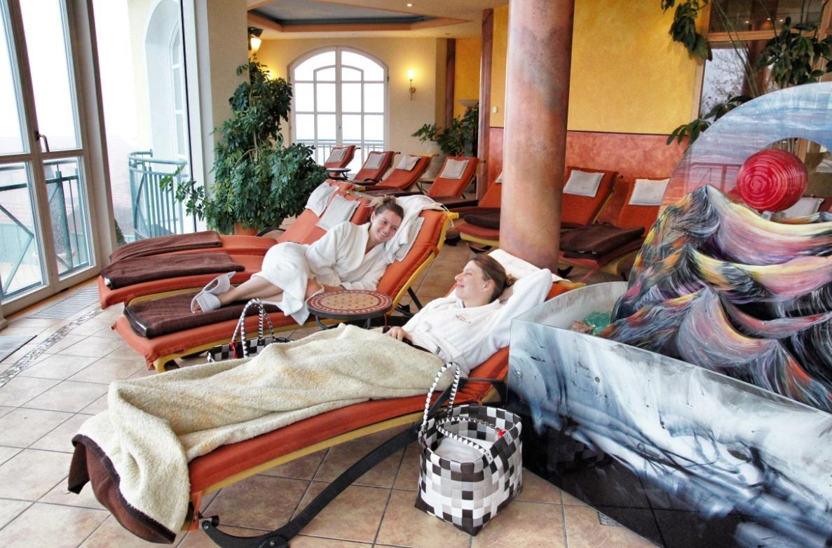 Wellnessbreich-Hotel-Angerhof