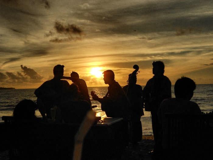14 Tage Bali Urlaub - Fisch in Jimbaran