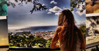 Aussicht-Dominica