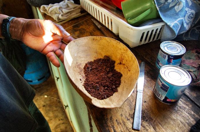 Cacao-Tee