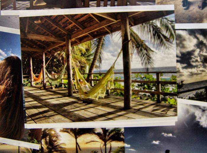 Dominica-Erinnerungsfotos