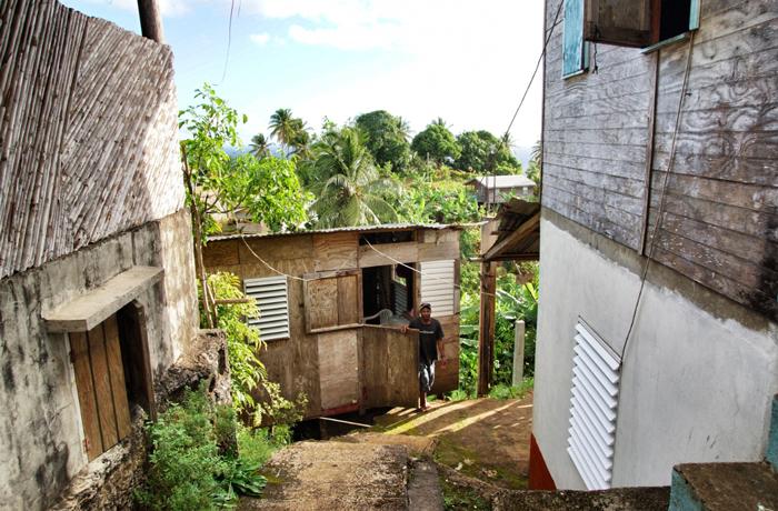 Dominica  Kalinago Territory