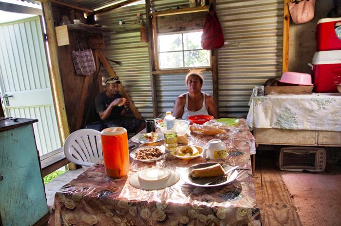 Küche Regina  Kalinago Territory