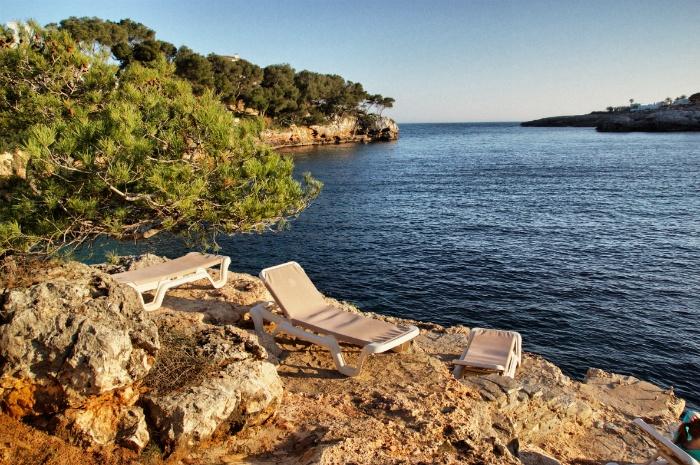 Liegen-Bucht-Robinson-Club-Cala-Serena-Mallorca