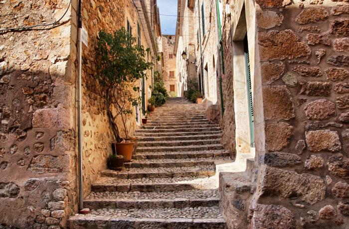 Mallorca-Fornalutx-Gassen