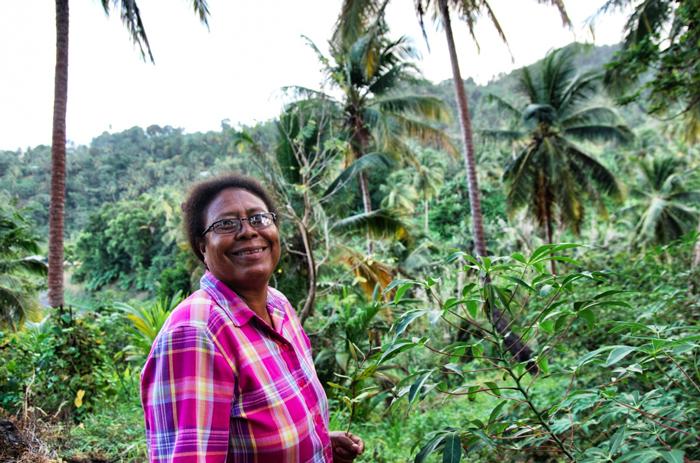 Regina- Kalinago Territory Dominica
