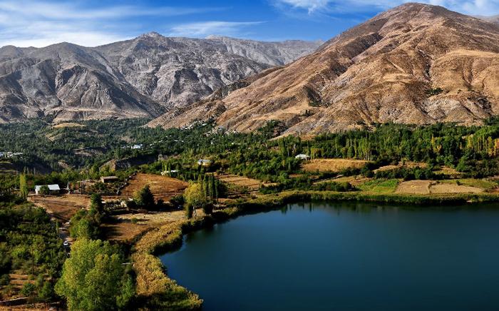 Reisen-Iran