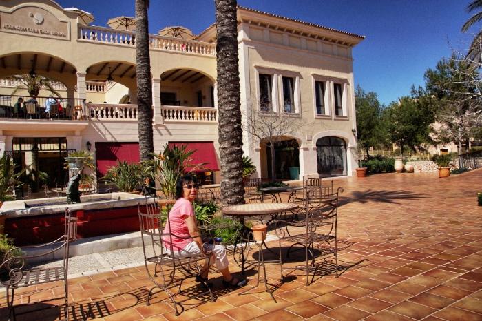 Robinson-Club-Cala-Serena-Mallorca-Innenhof