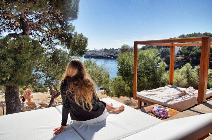 Robinson-Club-Cala-Serena-Mallorca-Strandliegen