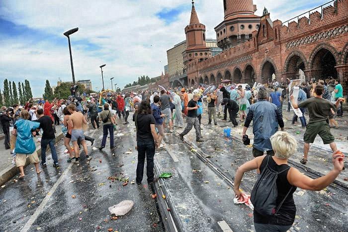 10 verrücktesten Festivals in Deutschland