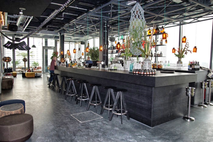 25 Hours Hotel in Berlin - Monki Bar