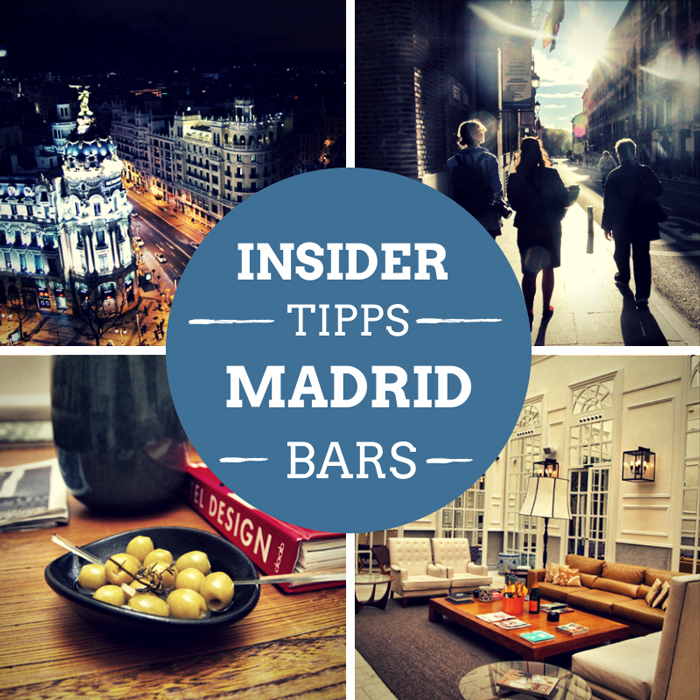 Insider Tipps Madrid