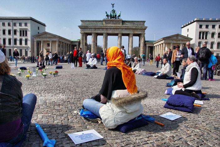Berlin-Meditation