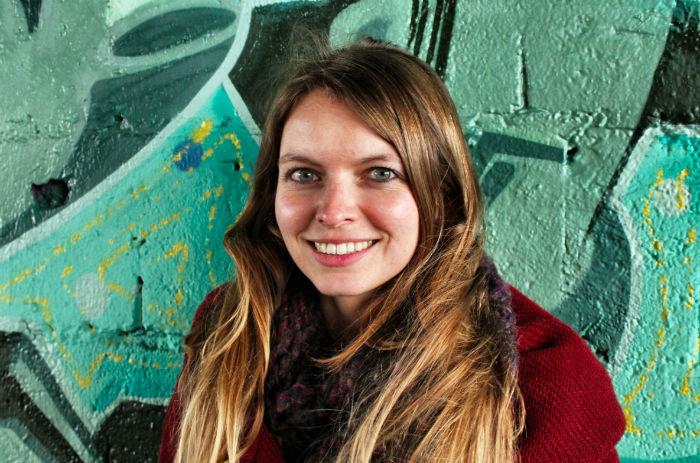 Christine Neder Grafitti Hintergrund