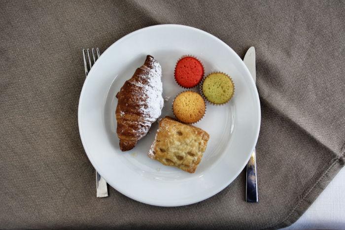 Essen in Padua